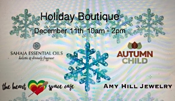 SAHAJA and Friends Artisan Holiday Boutique in Santa Monica